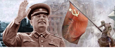 REMEMBERING GREAT STALIN ARCHITECT OF THE VICTORY