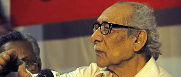 """Comrade Shibdas Ghosh had shown that revolutionary theory is not a simple political theory,  it is a complete understanding of communist concept of life"" — Comrade Krishna Chakraborty"