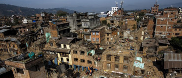 Medical Service Centre running medical camps in earthquake-ravaged Nepal