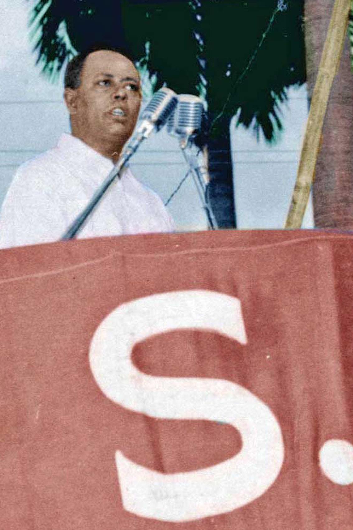 Comrade Shibdas Ghosh