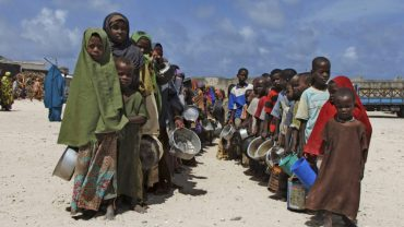 Horrific Famine Grips Afro-Asian Countries
