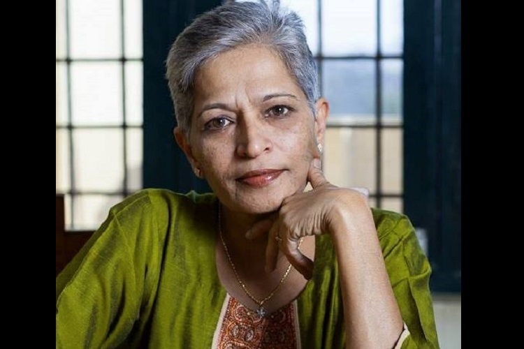We express shock over the cold-blooded murder of veteran well-known journalist and editor Gauri Lankesh