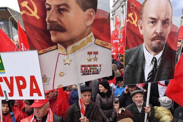 Call of Centenary Celebration : Long Live Great November Revolution
