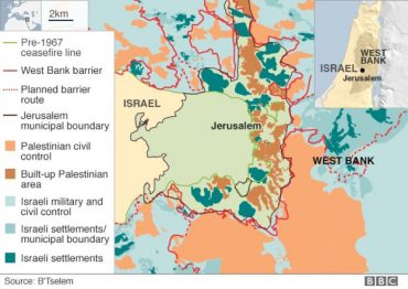 Jerusalem is universally recognized as part of Palestine  S U C I (Communist)