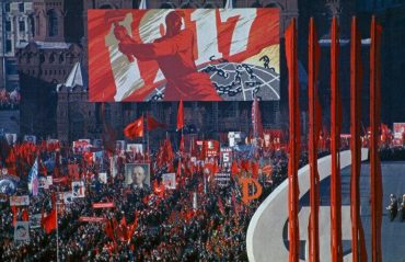 Centenary of the Great November Revolution celebrated across the world