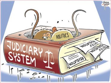 Latest revelations by four SC judges : Severe systematic attack upon independence and impartiality of the judiciary