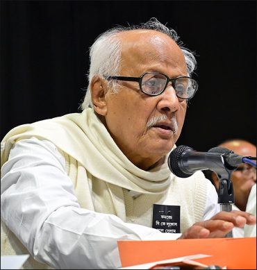 Comrade Lukose was a leader whom the comrades accepted from the core of heart — Comrade Provash Ghosh in the memorial meeting