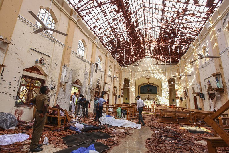Recent blasts in Sri Lanka and New Zealand