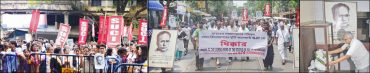 West Bengal State SUCI(C) cries shame on vandalization of Vidyasagar's statue by BJP goons