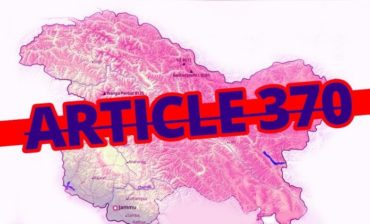Scrapping Article 370 and reducing Ladakh and Jammu & Kashmir as Union Territories trampling down all democratic norms