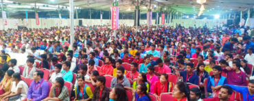 All India Students Conference in Hydrabad