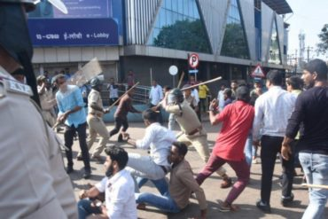 On police firing and atrocities on protesters