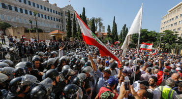 Lebanon—A Massive Movement against Bourgeois Corruption and Capitalist Debt Crises