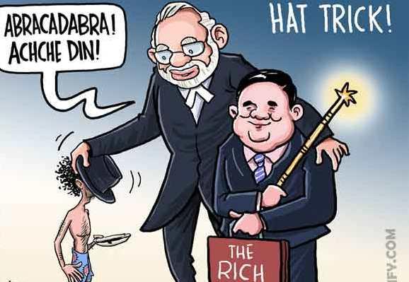 FACT SHEET OF BJP RULE