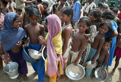 A Glimpse of the Latest  Position of Horrific Hunger, Starvation & Malnutrition in India
