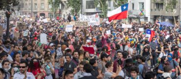 LATIN AMERICA – A HUGE SURGE OF PEOPLE'S PROTESTS
