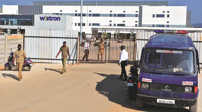 Wistron-dream of landing good job turned into nightmare for thousands of workers