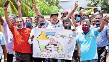 People of Sri Lanka foil the move towards Adani stepping into their port management