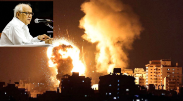 Stop Israeli Attack on Palestinian — SUCI (Communist)