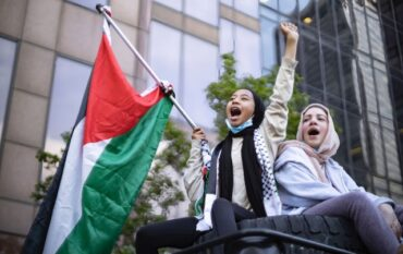 Conference in solidarity with Palestinian people by 'Arab International Forum for justice to Palestine'