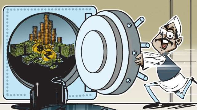 Black Money stashed in Swiss Bank highest in pandemic period