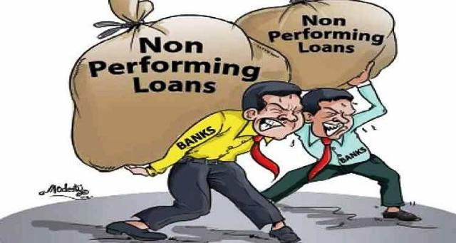 Squandering of public money in banks by giving law a slip