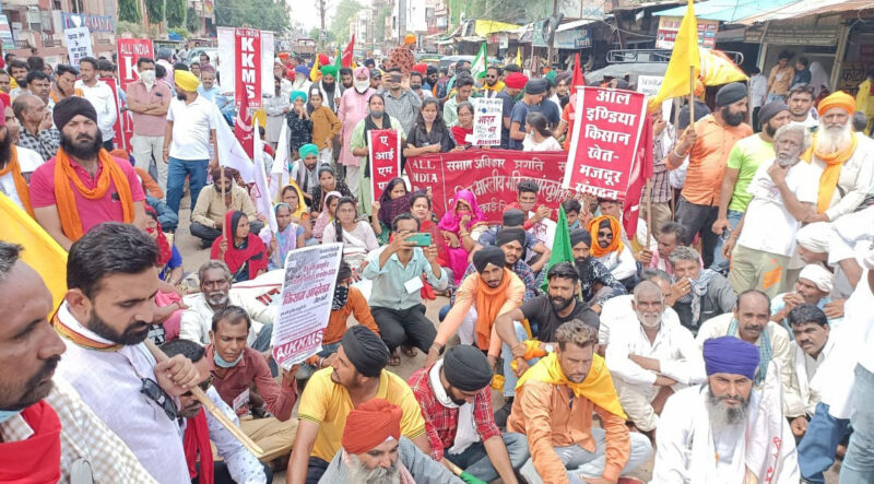 Success of Bharat Bandh proves cementing unity among all sections of toiling masses is vital to fight for just cause; AIKKMS