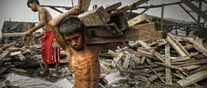 SUCI(C) calls BJP government's decision to ban employment of children below 14 a crafty move to grant backdoor legality to child labour