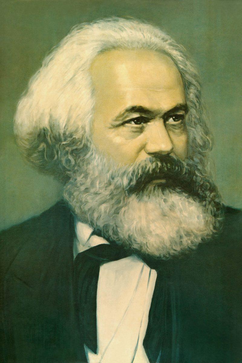 Bicentennial birth anniversary of Great Karl Marx