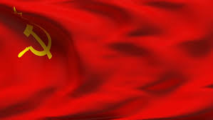 Liberty, equality, fraternity brought to life by Soviet Constitution