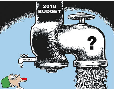 UNION BUDGET 2018  More a vote-oriented exercise than a policy statement on economics