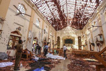 Recent blasts in Sri Lanka and New Zealand