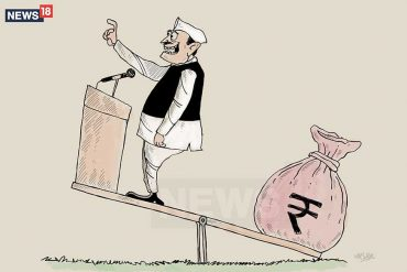 Farce of election in so-called biggest democracy