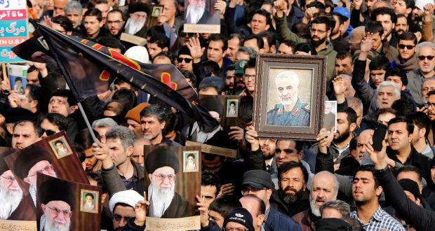 Assassination of Iranian General Exposes the latest dastardly act of the mindless murderous brigandage of US imperialism