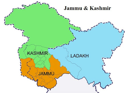 So many walls are now erected on the soil of Kashmir