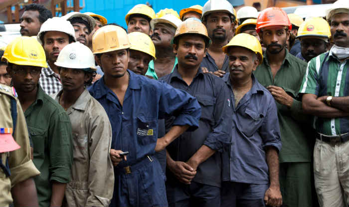 AIUTUC protests increasing working hour from 8 to 12 hours a day