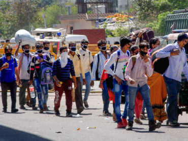 BJP Utilises Even the Corona Virus Disaster to fulfil its Narrow Game Plan