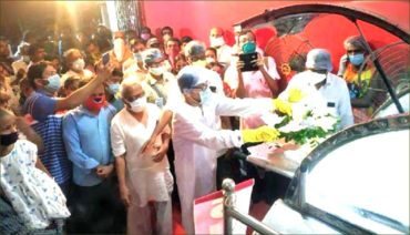 Comrade Sudhanshu Jana's gruesome murder in Kultali by TMC-backed criminals