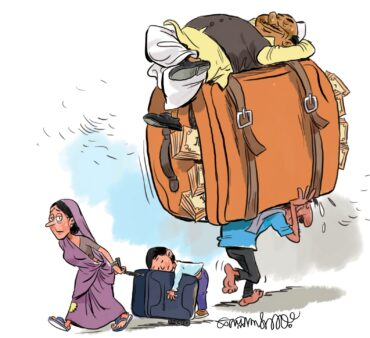 HOAX  OF  'SELF-RELIANT'  INDIA