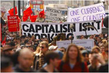 Ethics & Capitalism : Truth  Eludes the Bourgeois  Liberalists
