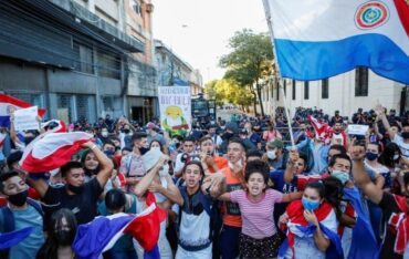 People of Paraguay and other Latin American countries protest mishandling of corona pandemic