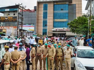UP State SUCI(C) vehemently condemns death of 22 patients in Agra hospital due to suspension of oxygen supply