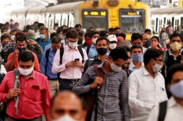 Sharp fall in the number of Middle Class in India