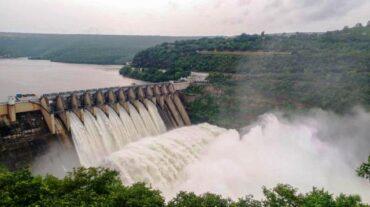 Precipitated Krishna River Water Conflict