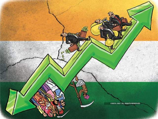 Stock Market boom is no indicator of revival but a sign of ailment of economy