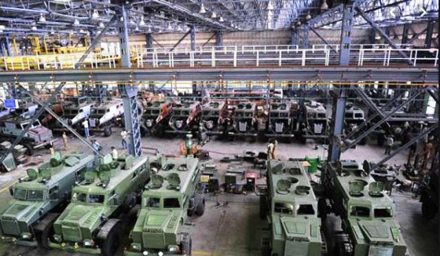 AIUTUC strongly denounced move to corporatize Ordnance Factories Board