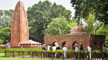 SUCI(C) vehemently condemns sinister act of BJP government to turn historic Jallianwala Bagh into a theme park