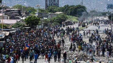 Political crisis worsening in Haiti